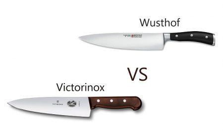 Wusthof Vs Victorinox