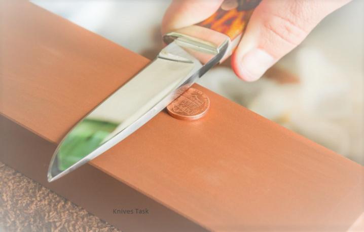 How To Sharpen A Knife Razor Sharp