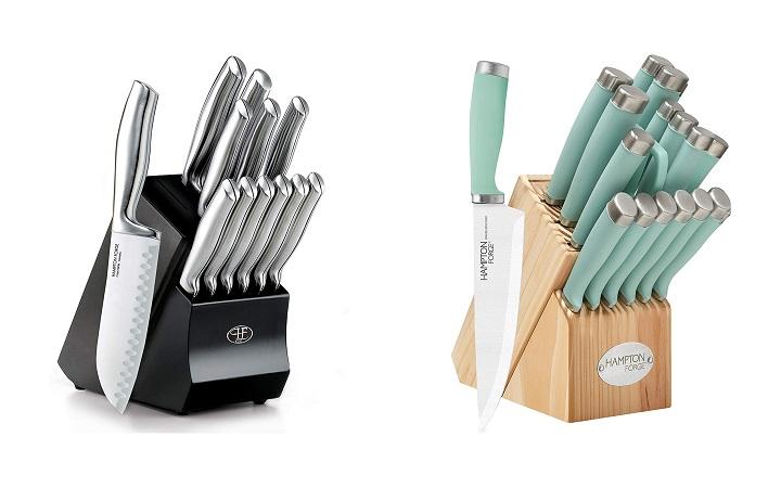 Hampton Forge Knife Set Review