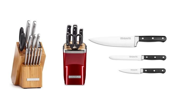 KitchenAid Knives Review
